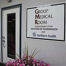 Group Medical Room