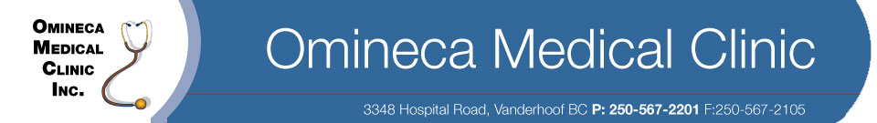 Omineca Medical Clinic logo>